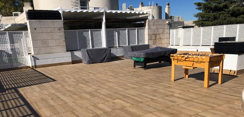 Reformar un ático con terraza. Aprovecha mejor el espacio